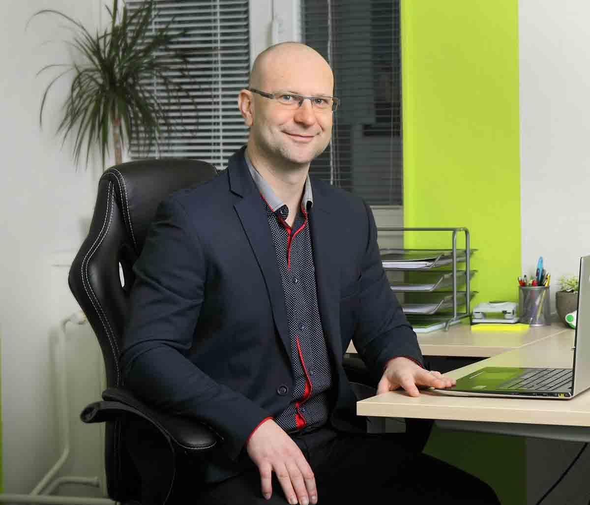 Pavel Beránek Finanční konzultant